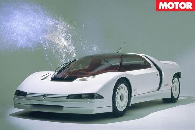 Peugeot Quasar front