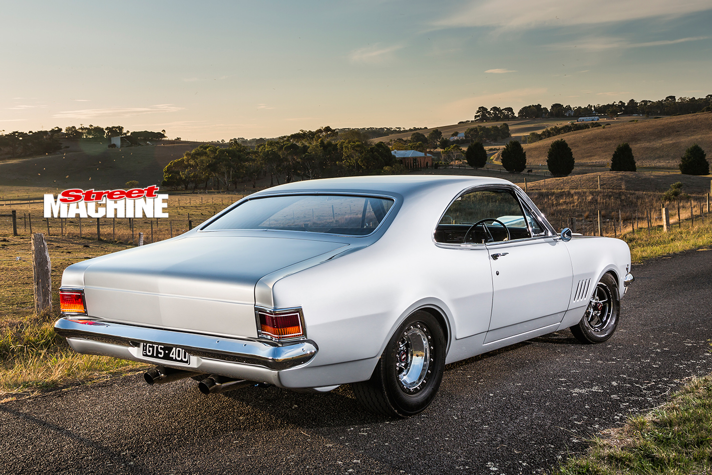 Holden -HG-Monaro -still -rear