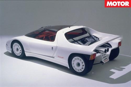 Peugeot -Quasar -rear