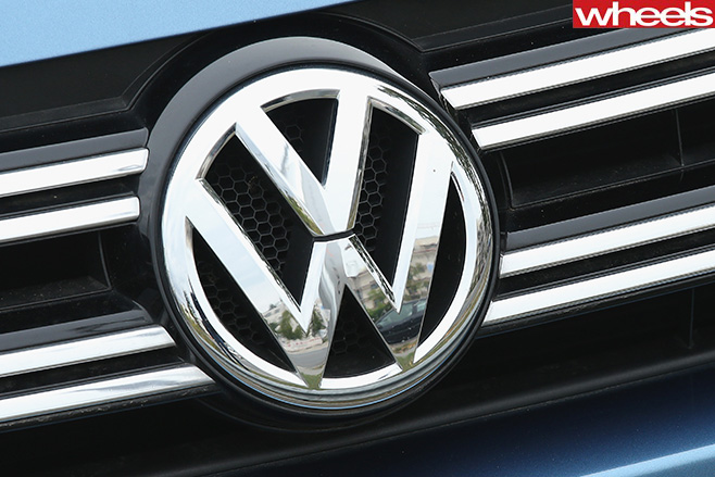 Vw -badge-