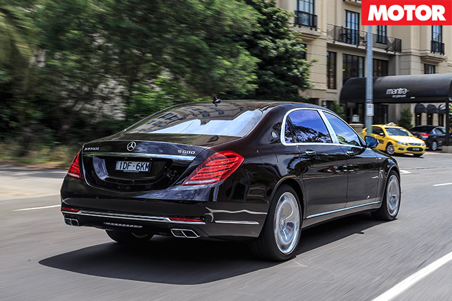 Mercedes -Maybach -S600-rear