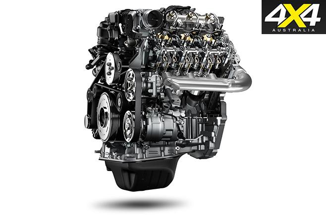 Euro 6 disel engine emissions