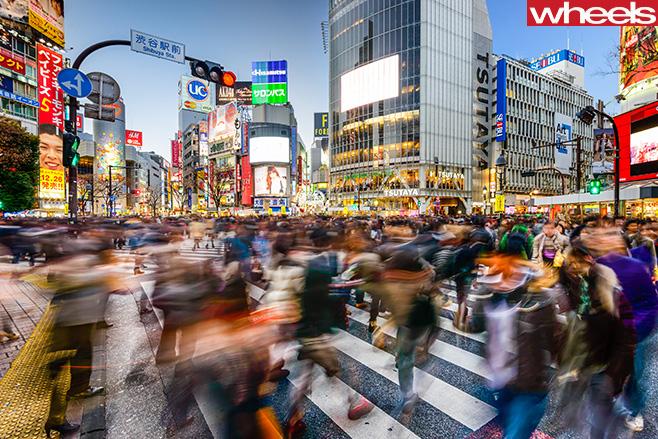 Shibya -crossing -in -Tokyo