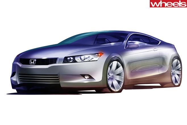 Honda -Accord -Coupe