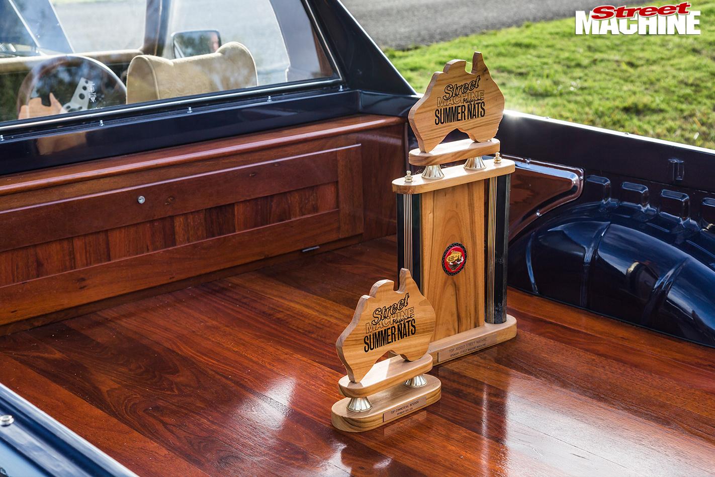 HOlden -WB-ute -rear -tray -awards