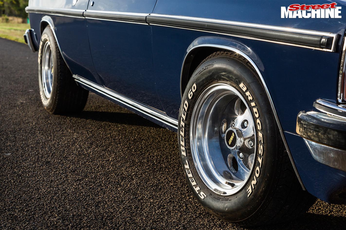 HOlden -WB-ute -wheels