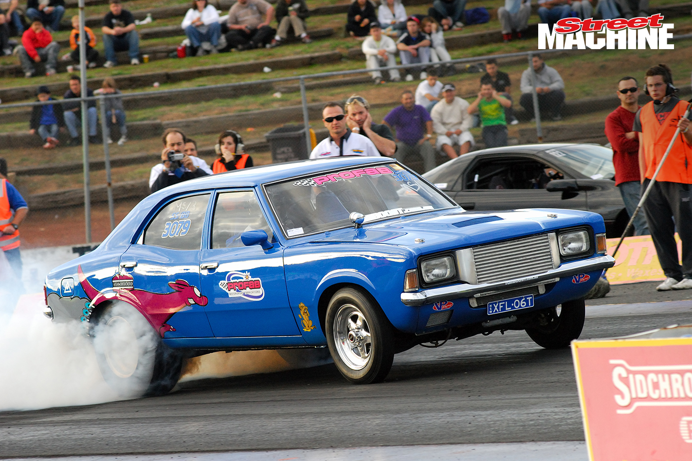 Ford Cortina Drag Race 2