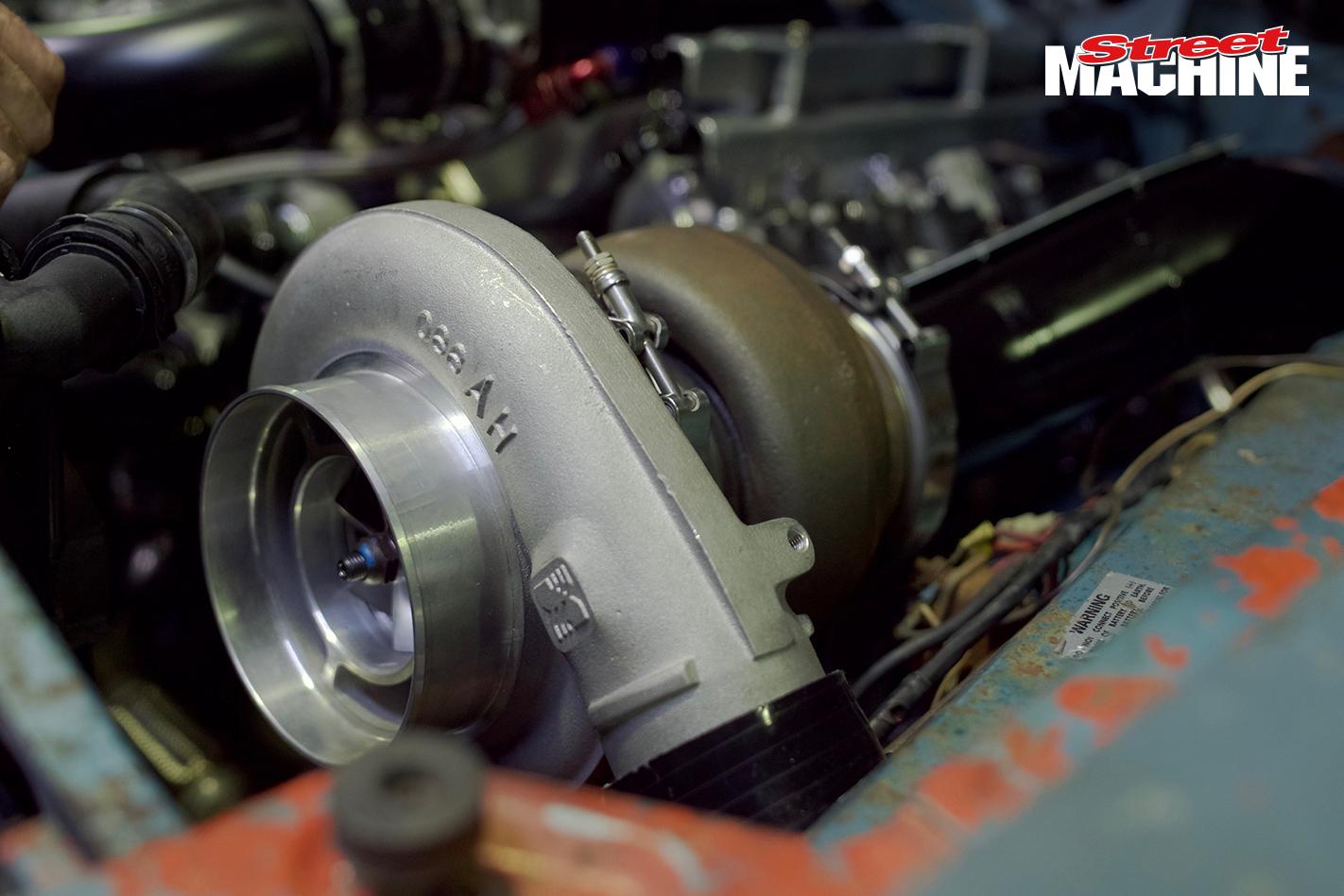 Valiant Hardtop Turbo LS 1