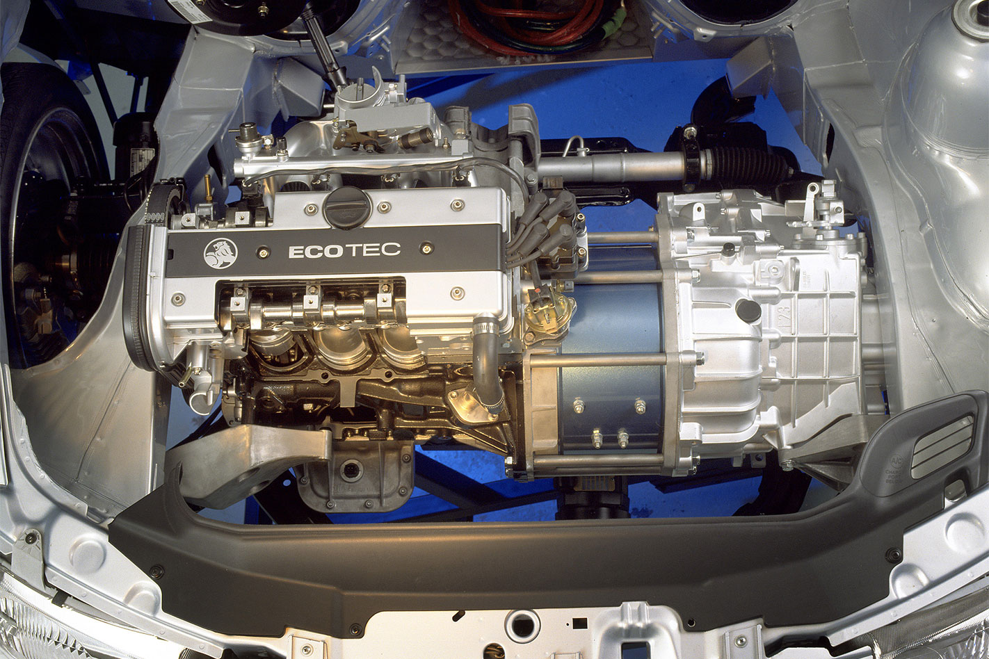 Holden ECOmmodore powertrain