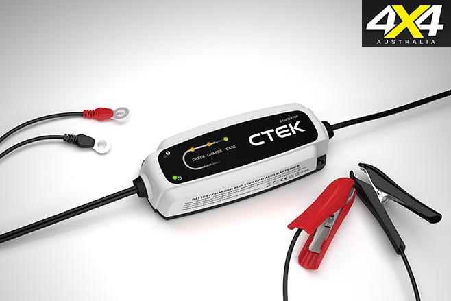 Ctek -battery -manager