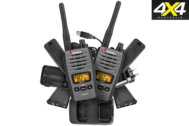 Uniden -uhf -two -way -radio