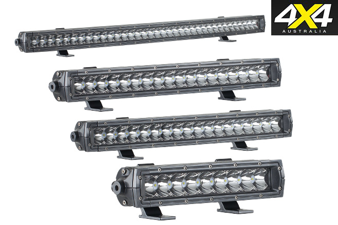 Ironman -4x 4-LED-light -bar