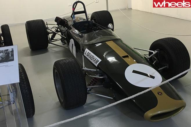 Brabham -BT23C-i -car