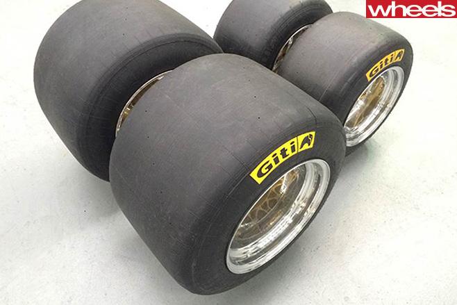 Giti -Slick -tyres