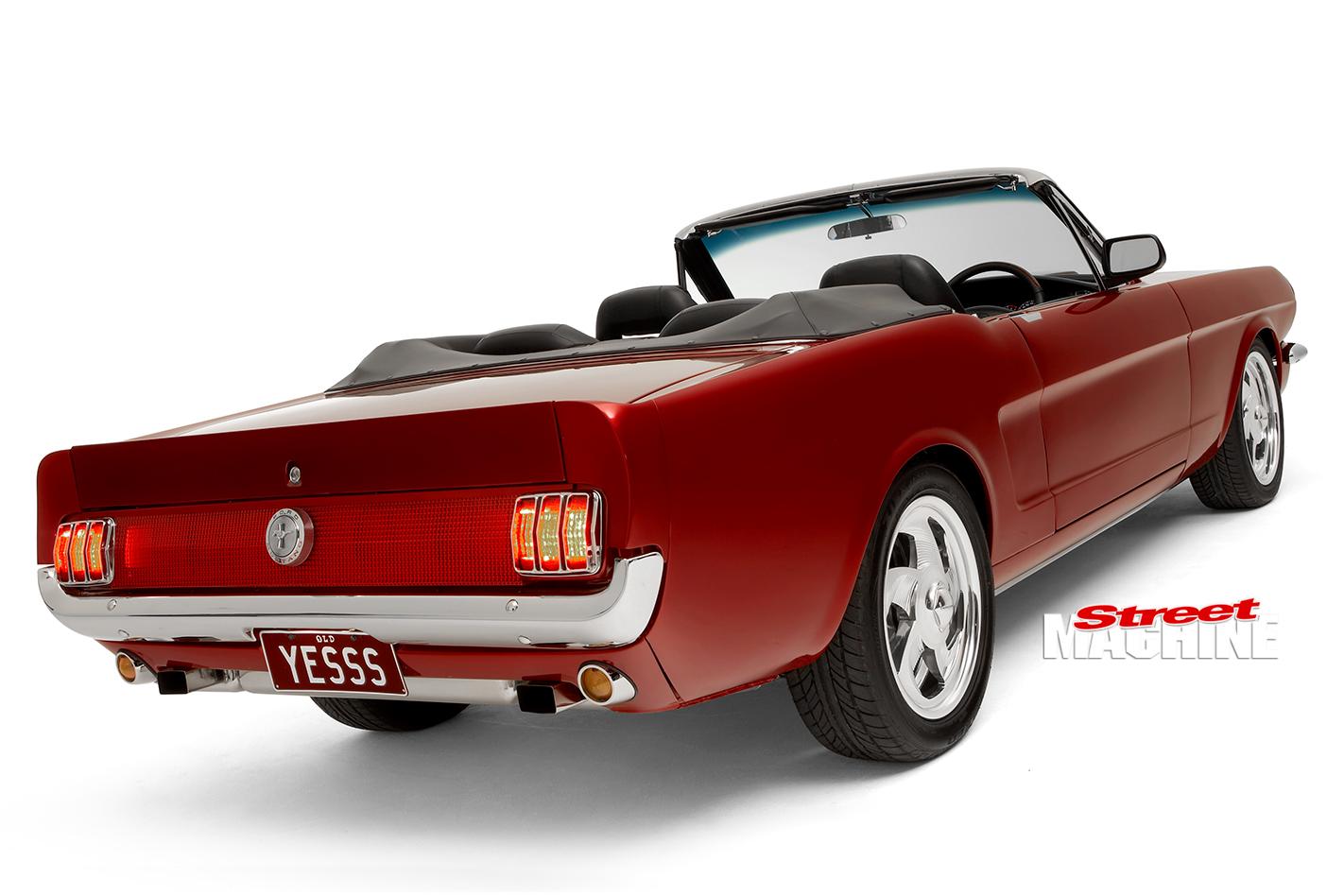 Marshall -Perron -Pro -Touring -Mustang -side -angle