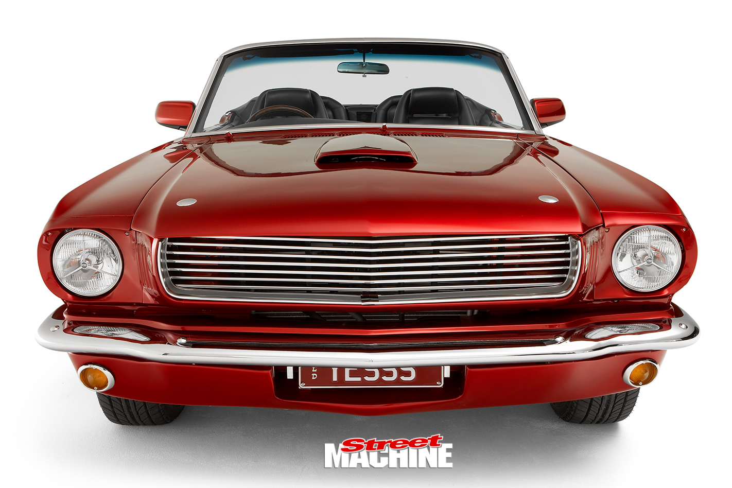 Marshall -Perron -Pro -Touring -Mustang -front