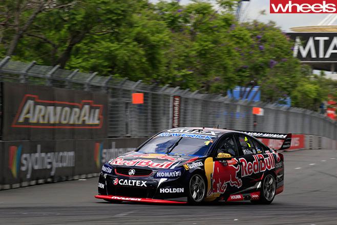 Australian -Supercars -racing
