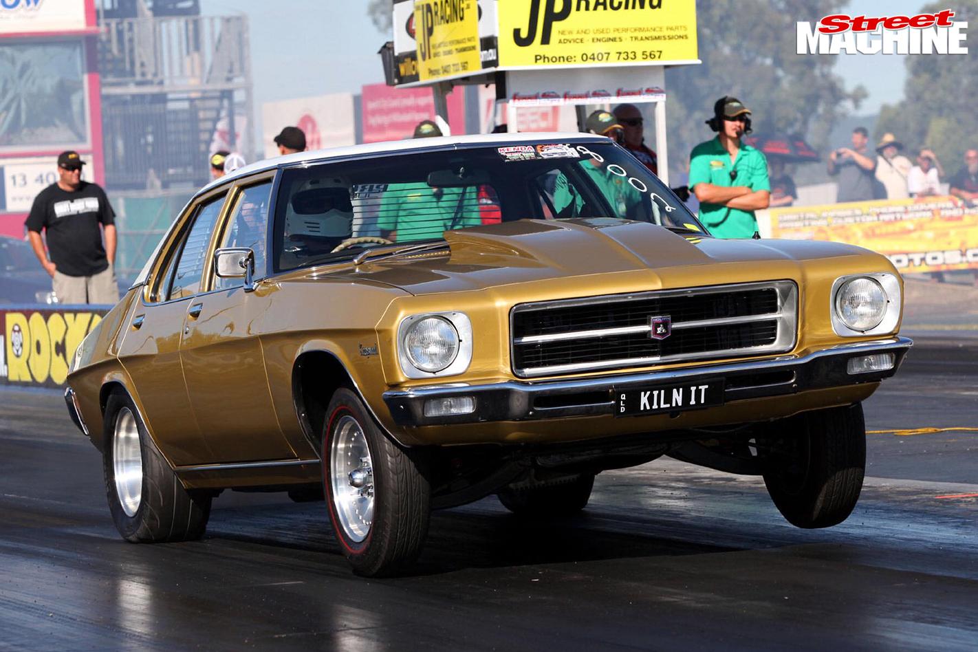 Holden -HQ-Kingswood -drag