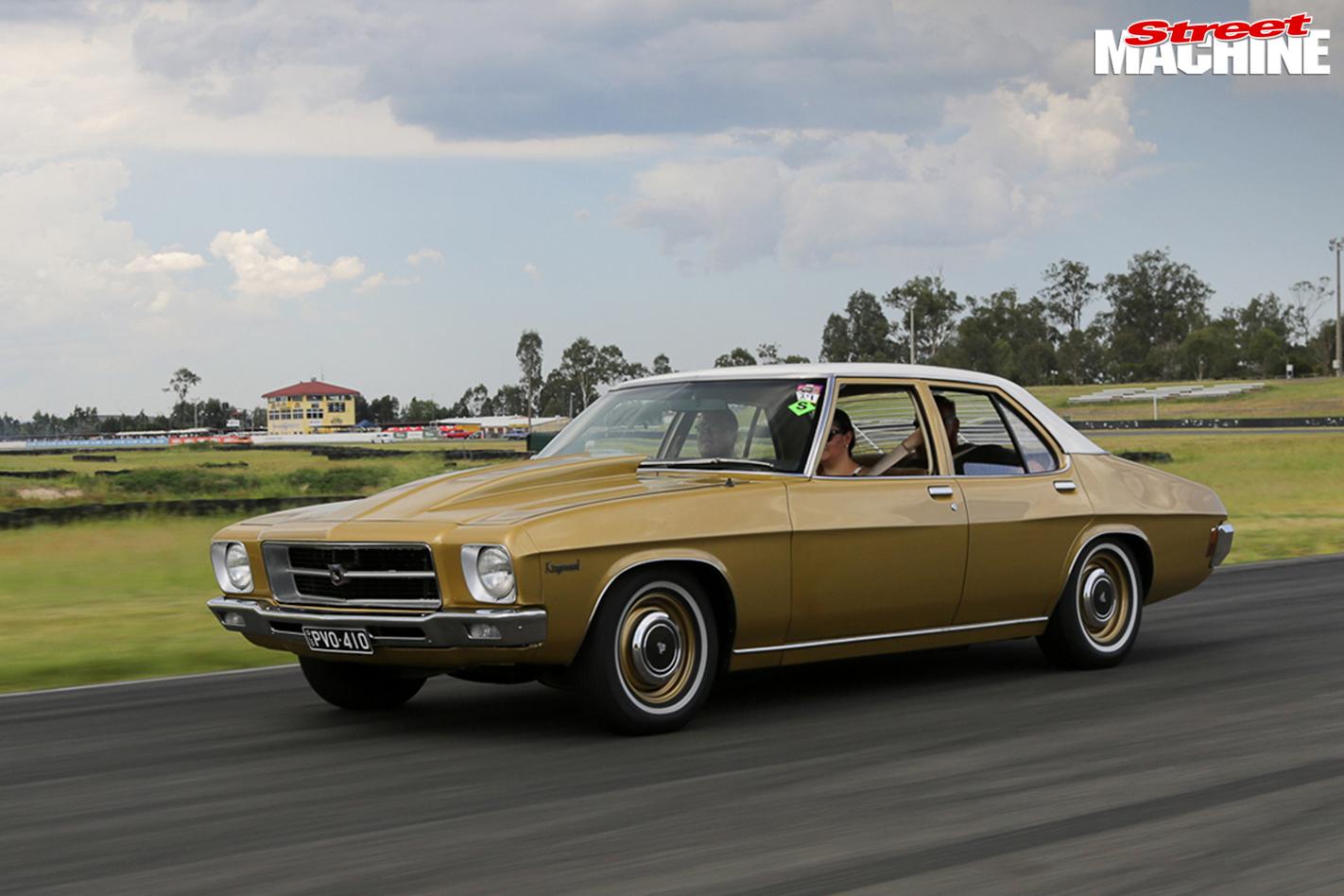 Holden -HQ-Kingswood -powercruise