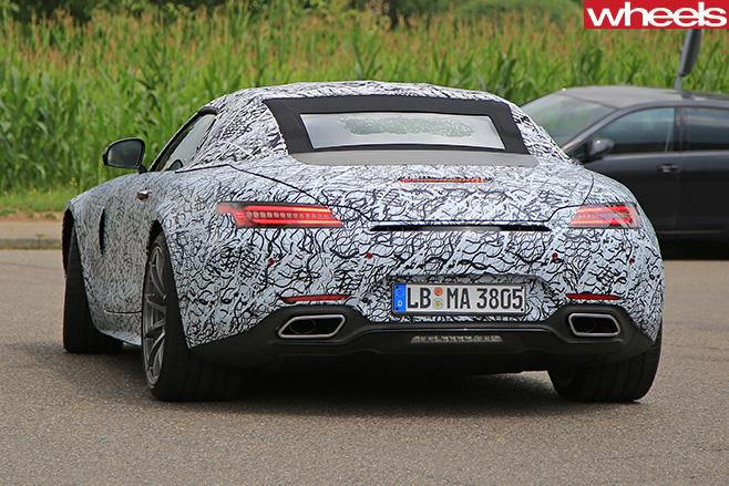 Mercedes -AMG-GT-roadster -rear
