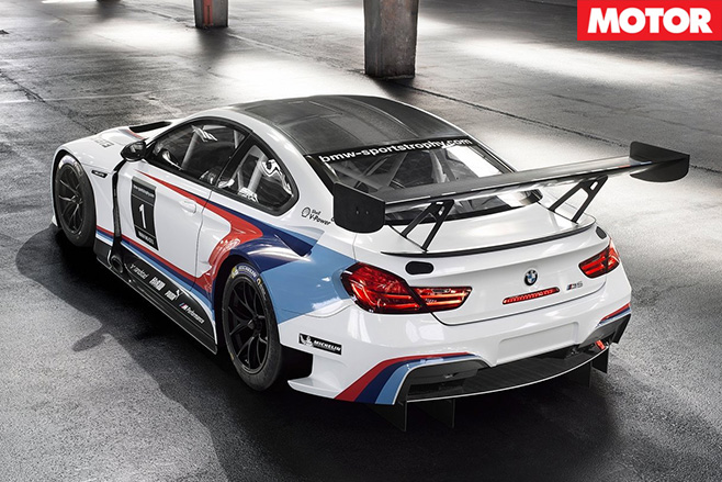 Bmw M4 Gt4 Confirmed Motor