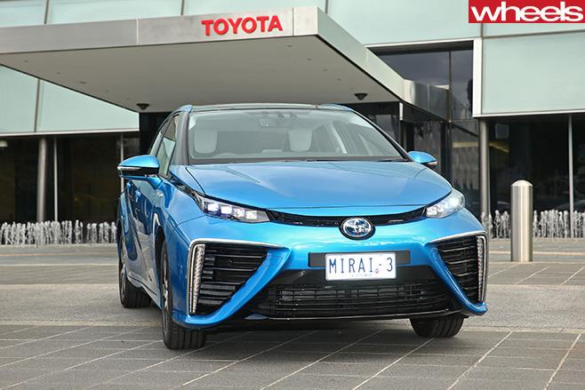Toyota -Mirai