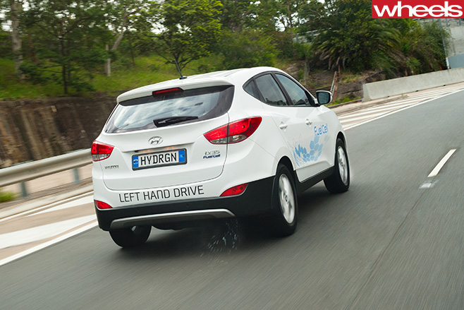 Hyundai -ix 35-fuel -cell -car
