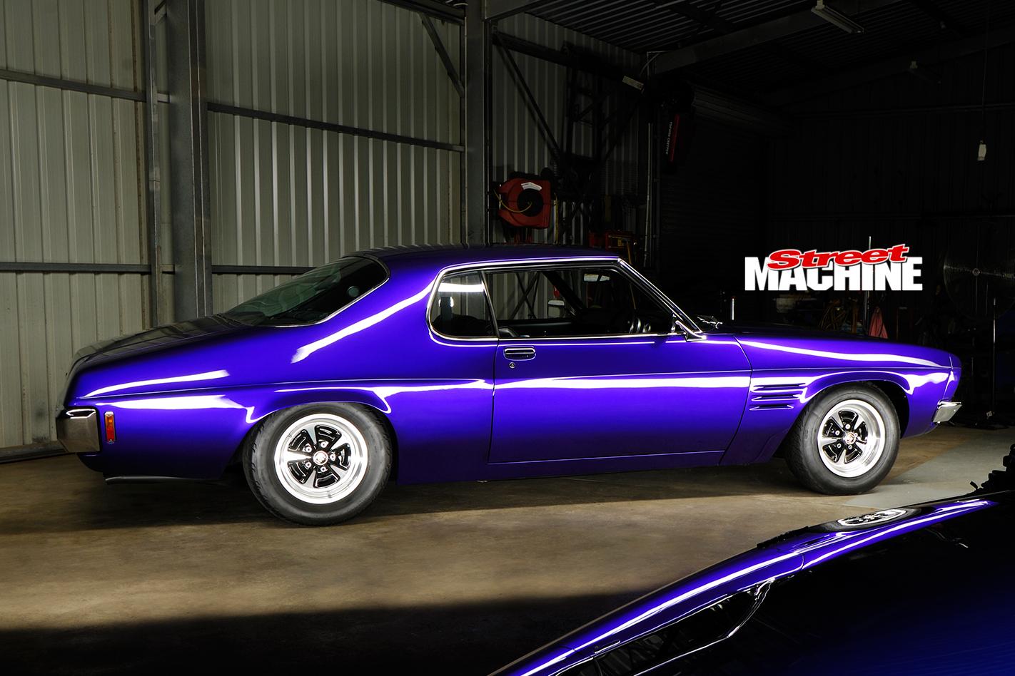 Holden -HQ-Monaro -side -view