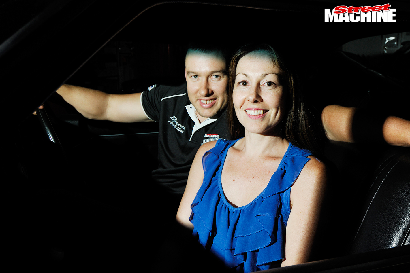 Holden -HQ-Monaro -Michael -Jodie