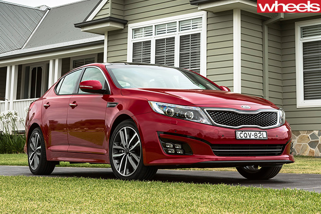 Previous -generation -Kia -Optima