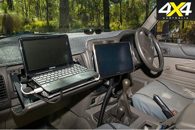 Globatrol Custom Camper interior