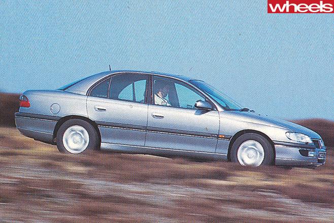 Vauxhall -Omega -Elite