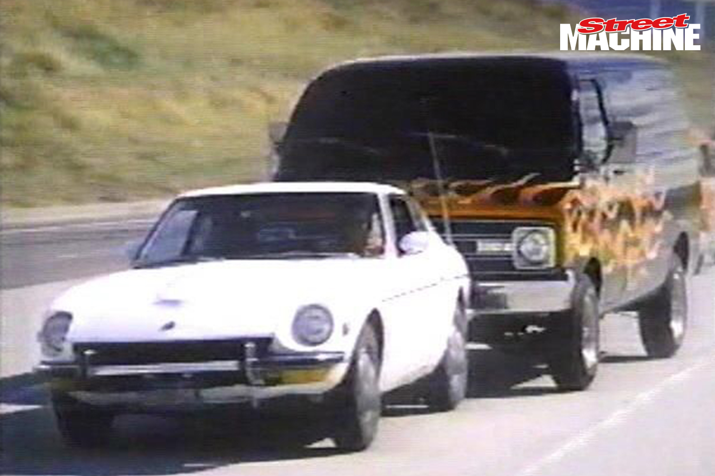 Death Car On The Freeway Movie 4