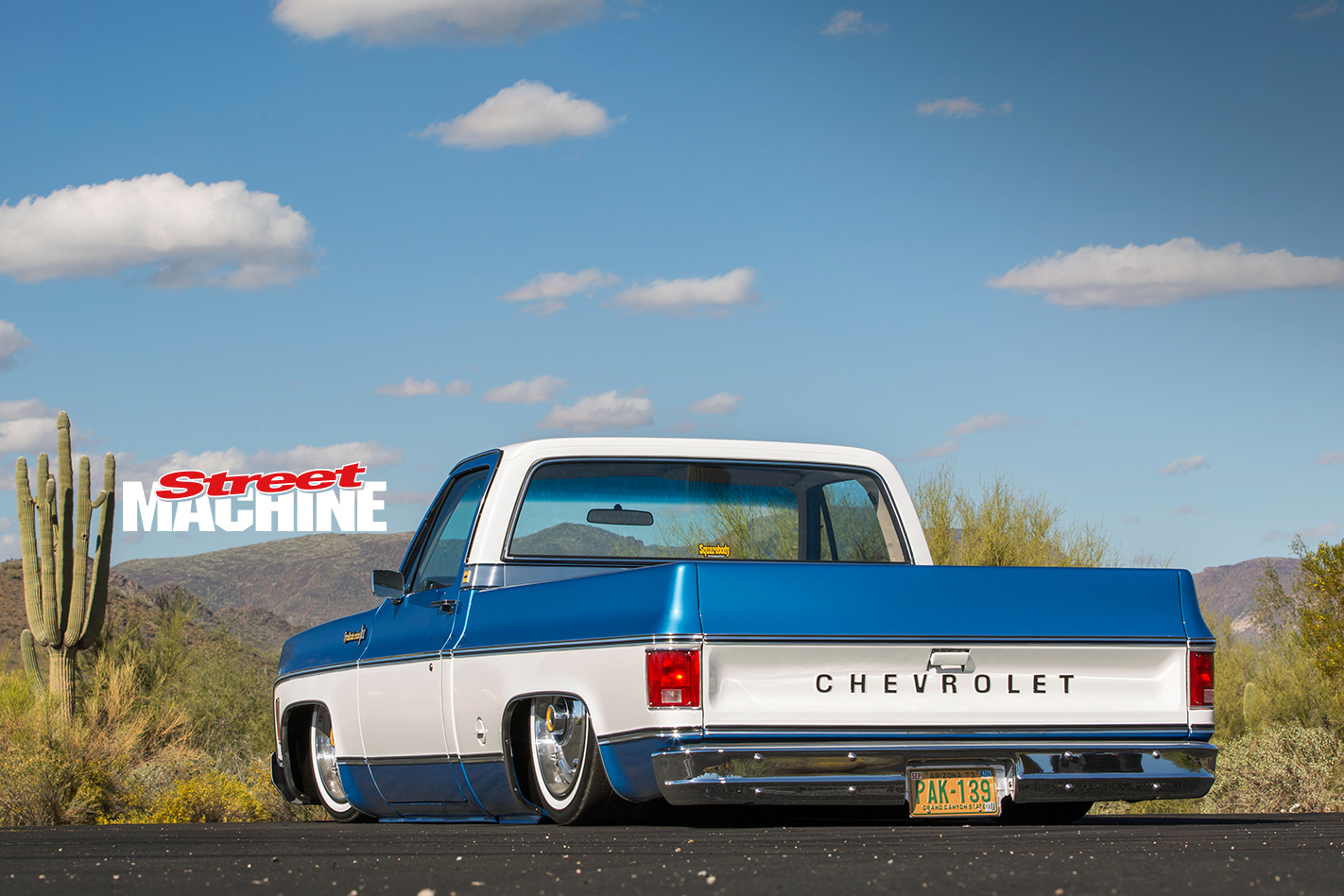 Slammed chevy c10 pick up truck with an ls3 street machine chevy c10 slammed 10 sciox Image collections