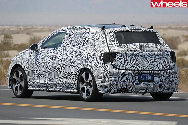 Volkswagen -Polo -GTI-side -rear