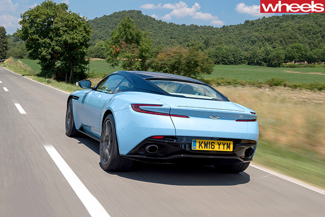 Aston -Martin -DB11-rear -side