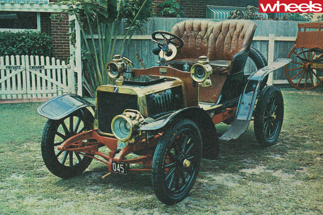 Old -Ford -open -air -car