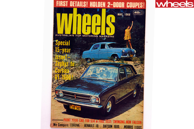 Wheels -May -1968