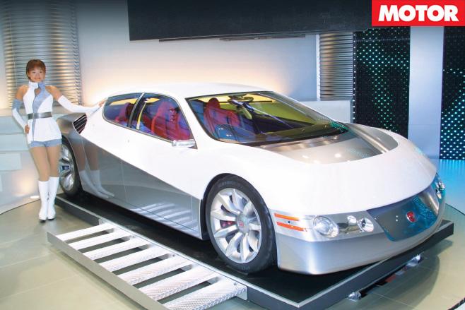 Honda nsx future