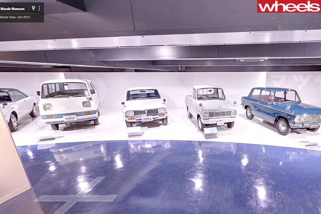 Mazda -Museum -Google -Maps