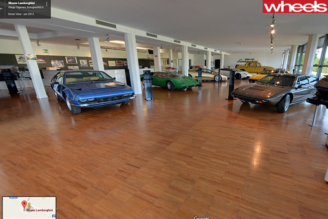 BMW-museum -google -maps