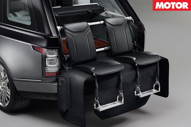 Tailgate seats
