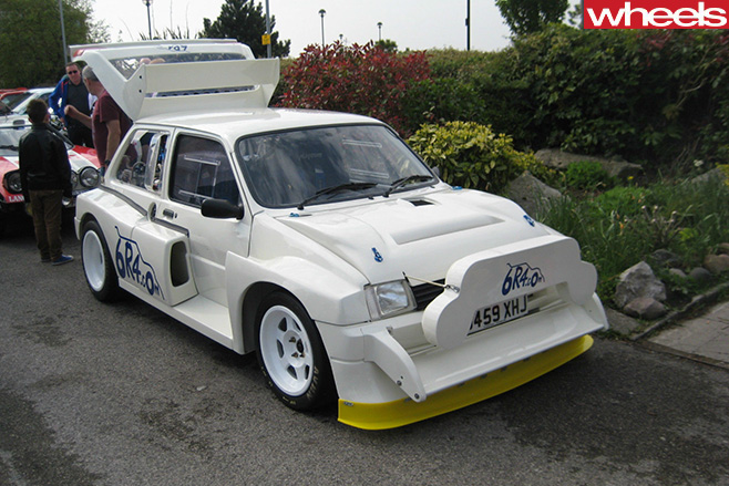 Colin -Mc Rae -Group -B-Rally -car -front