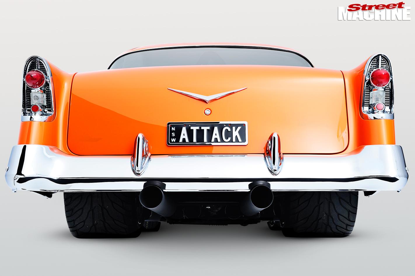 Chev -rear