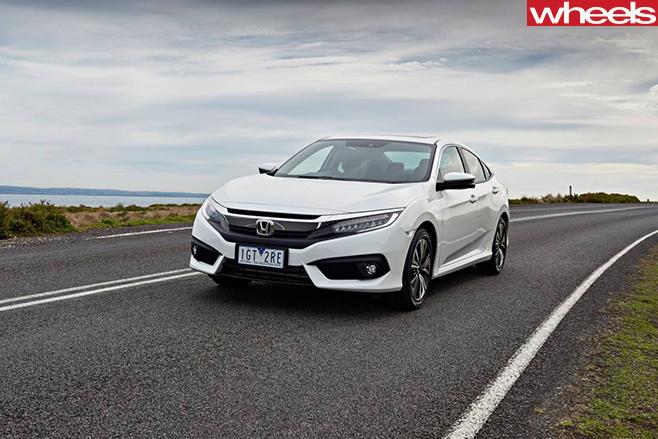 Honda -Civic -VTi -LX-front