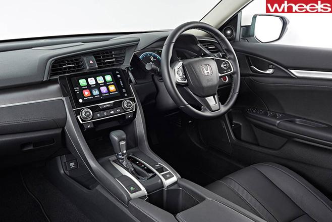 Honda -Civic -VTi -LX-interior