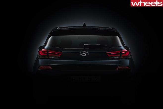 Hyundai -i 30-rear