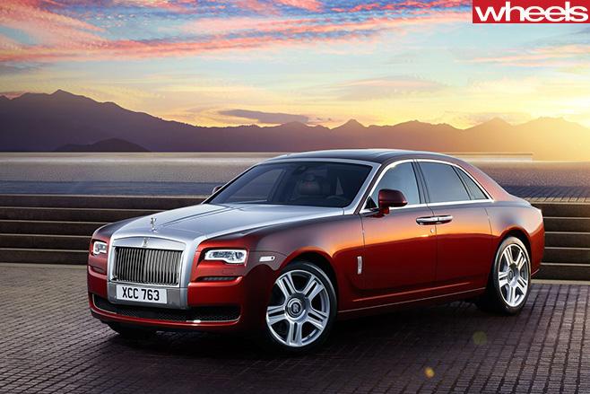 Rolls -Royce -Ghost -front -34