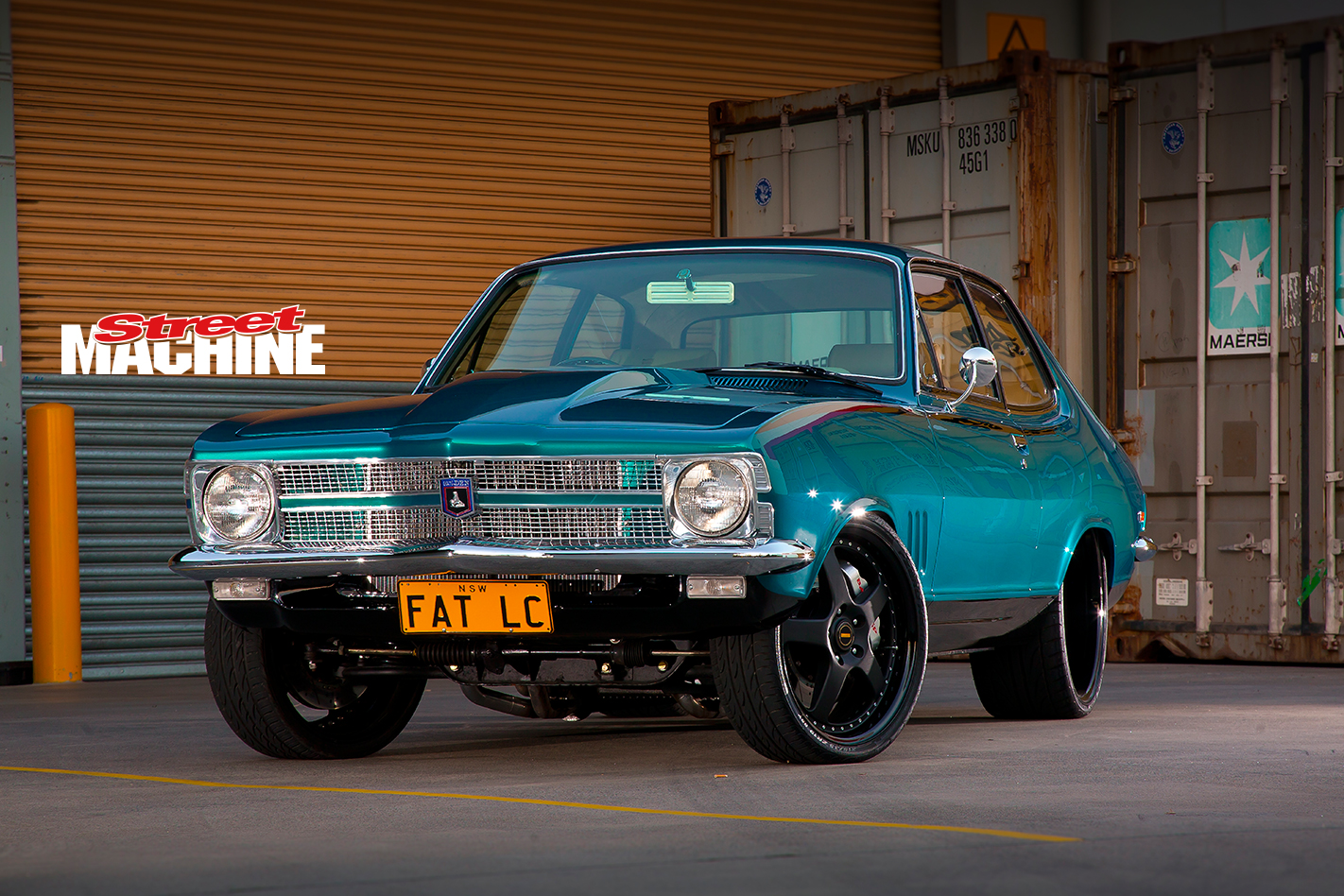 Holden LC Torana Coupe 383 Chev 1