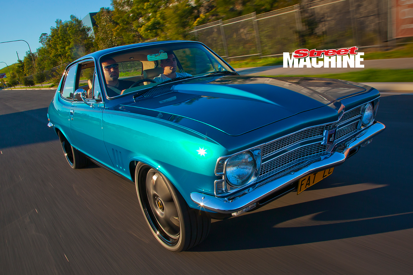 Holden LC Torana Coupe 383 Chev 4